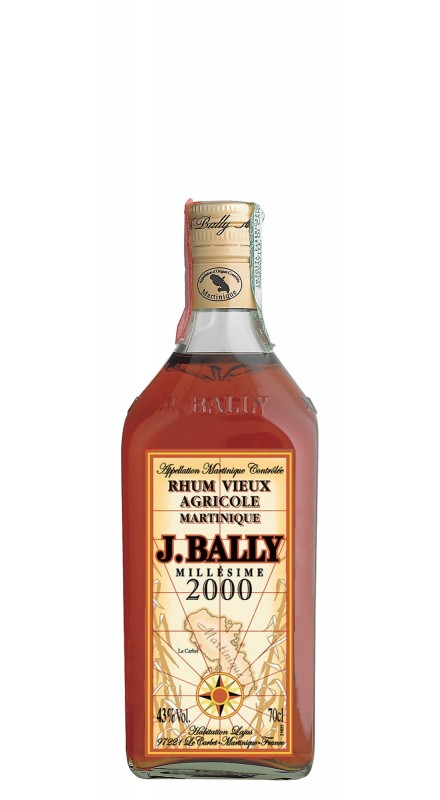 Bally 2000 Rhum Agricole