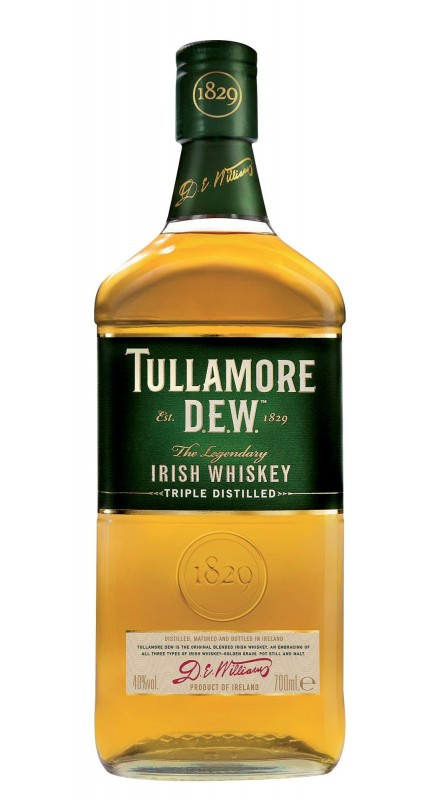 Tullamore Dew Original Irish Blended Whisky