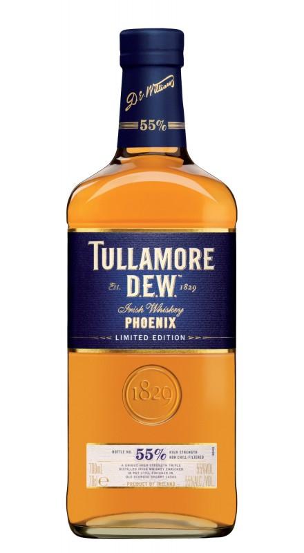 Tullamore Dew Phoenix Cask Strenght Whisky