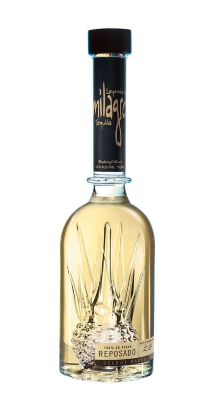 Milagro Reposado Select Barrel Reserve Tequila