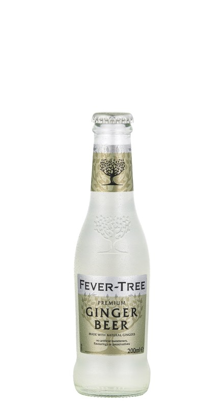 Fever-Tree Ginger Beer x 24