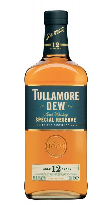 Tullamore Dew 12 Y.O. Irish Blended Whisky
