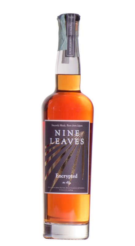 Nine Leaves Encrypted