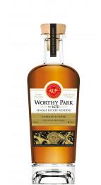 Worthy Park Single Estate Reserve - 70° Anniversario Velier