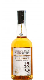 Chichibu 3 Ans The First Single Malt Whisky