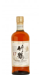 Nikka Taketsuru 17 Y.O. Single Malt Whisky