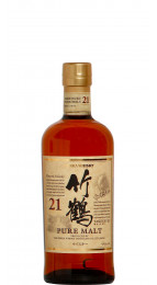 Nikka Taketsuru 21 Y.O Vatted Malt Whisky