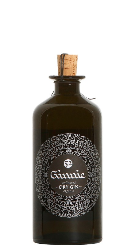 Organic Distillery Ginnie Gin 50 cl