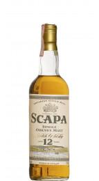 Scapa 12 Y.O. Single Malt Whisky