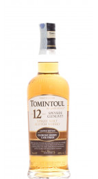 Tomintoul 12 Y.O. Oloroso Single Malt Whisky