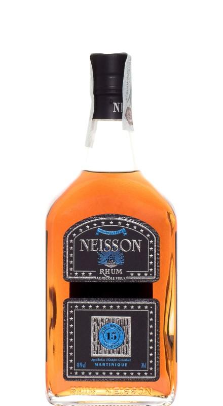 Neisson 15 Y.O. Release 2017 Rhum Agricole