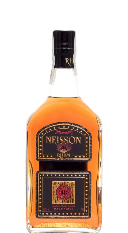 Neisson 18 Y.O. Release 2017 Rhum Agricole