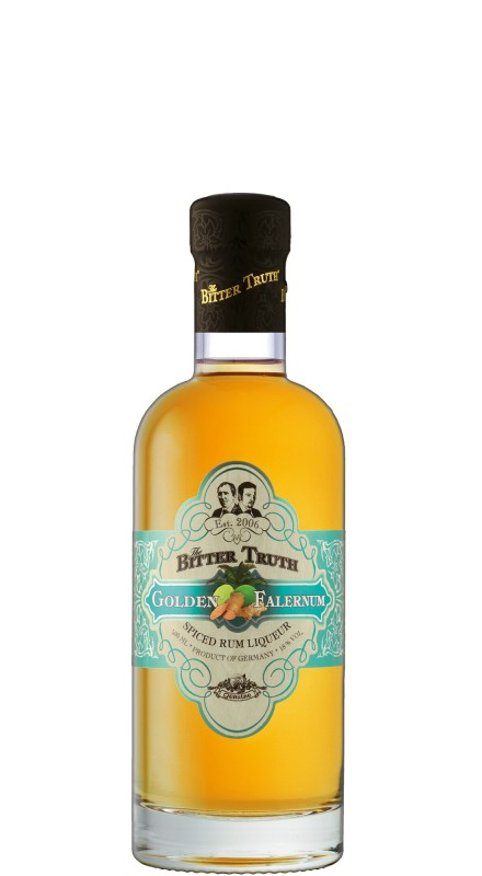 Bitter Truth Golden Falernum Liquore