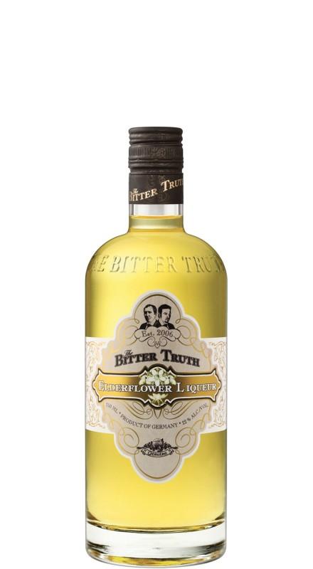Bitter Truth Elderflower Liquore