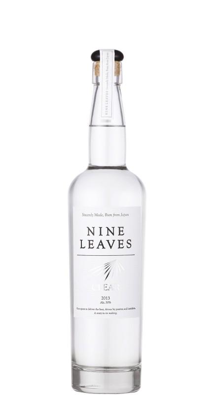 Nine Leaves Clear Rum
