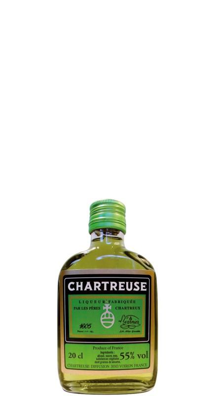 Chartreuse Verde Verte 20 cl Liquore