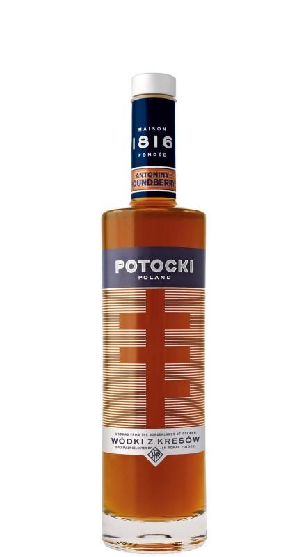 Potocki Antoniniy Houndberry Vodka