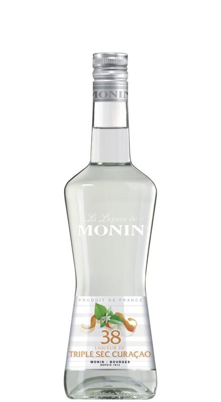 Monin Triple Sec Curaçao Liquore