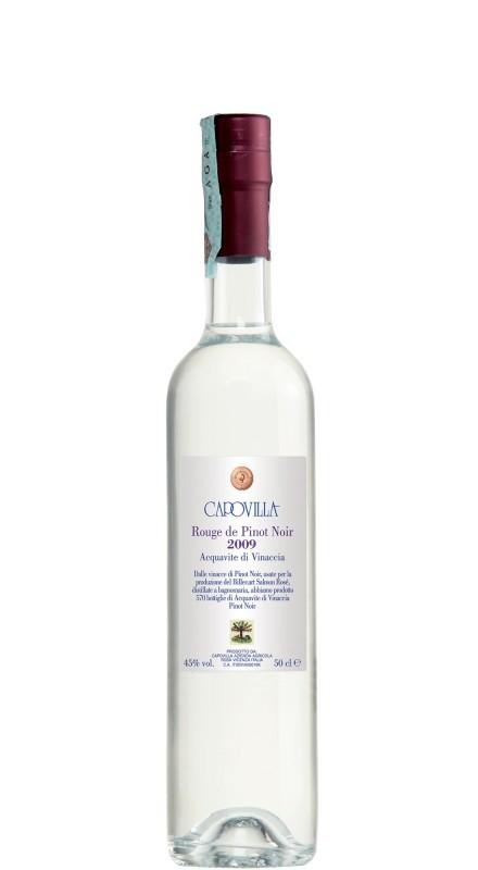 Capovilla Acquavite di vinacce Pinot Noir 2009