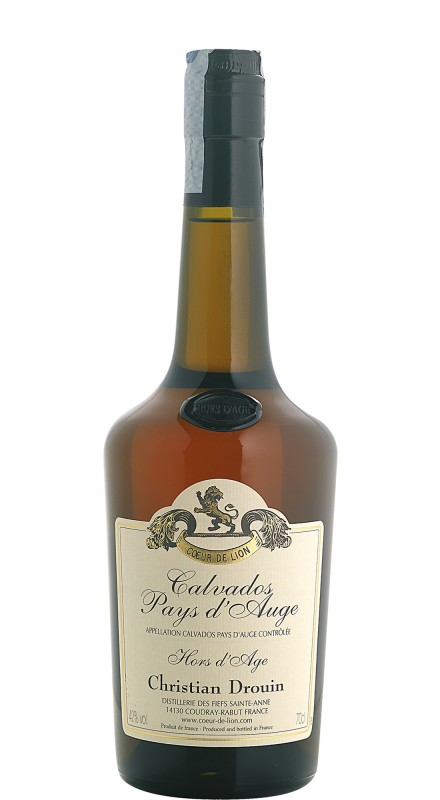 Drouin Calvados D'auge Hors D'age