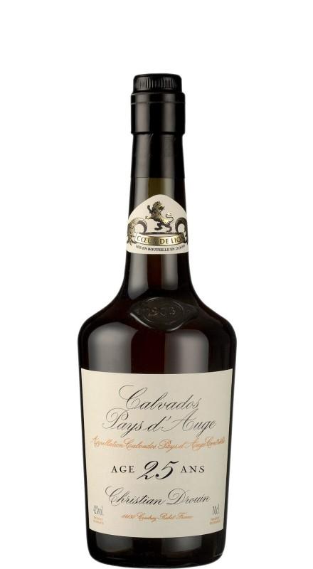Drouin 25 Y.O. Calvados