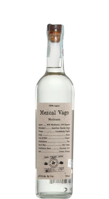 Vago Mexicano 50.2° Mezcal