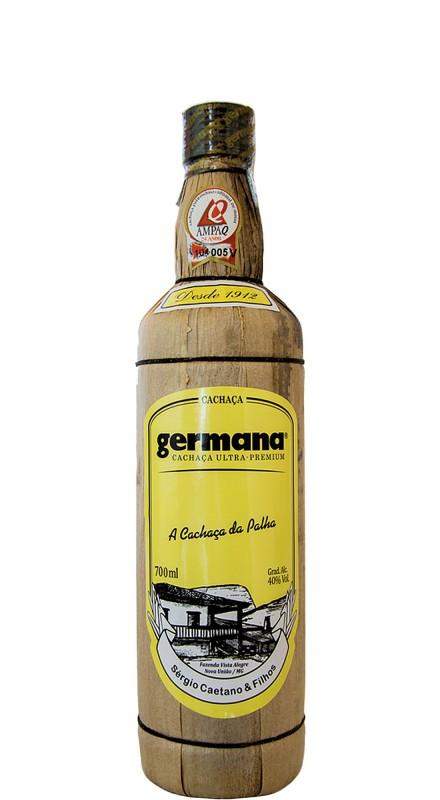 Germana Traditional Cachaça