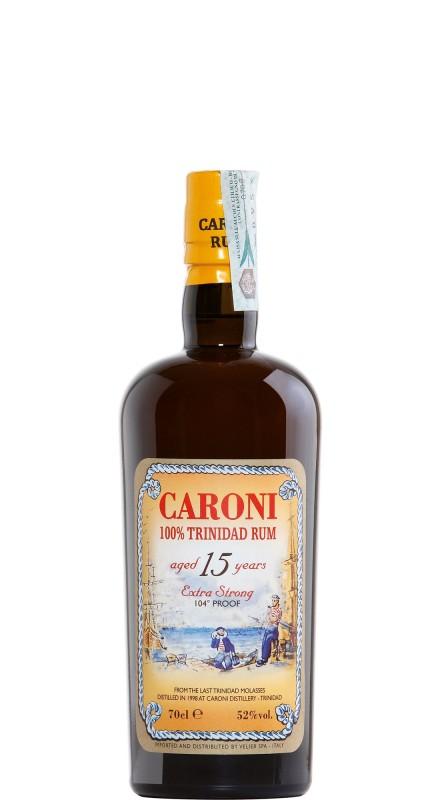 Caroni 15 Y.O. Rum
