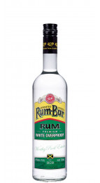 Worthy Park Rum Bar White Overproof