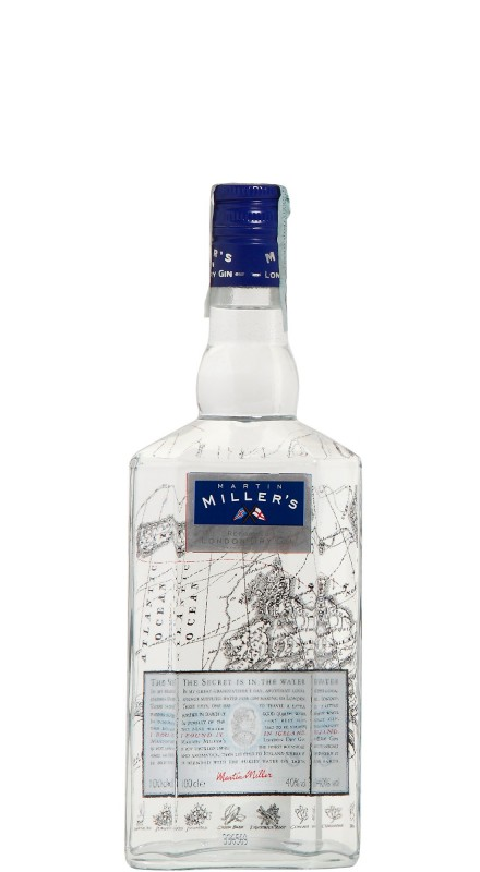 Martin Miller's Gin 100 cl