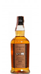 Springbank Longrow 10 Y.O. 1993 Single Malt Whisky