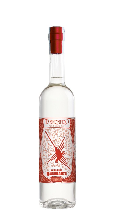 Tabernero Pisco Puro Quebranta