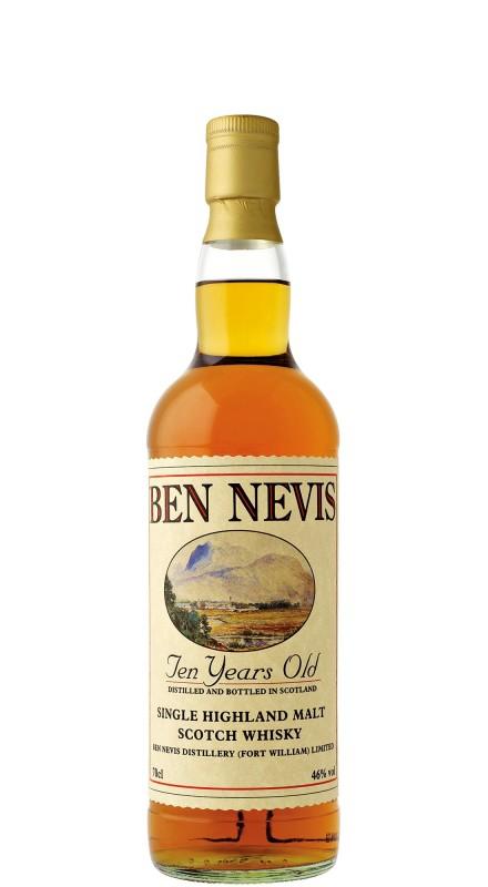 Ben Nevis Traditional Malt Single Malt Whisky