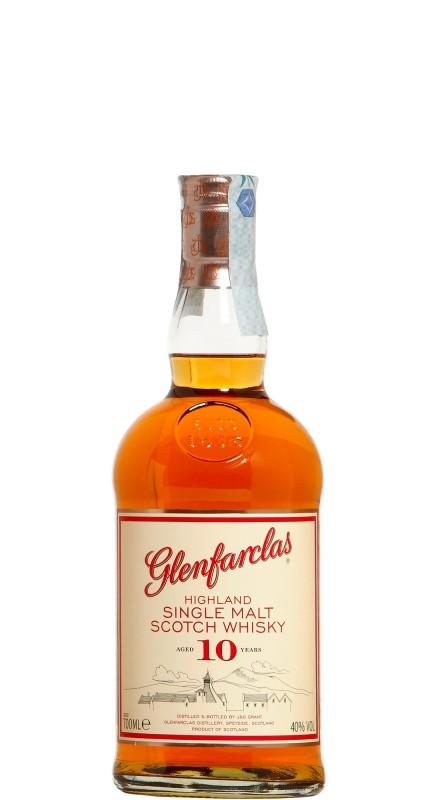 Glenfarclas 10 Y.O. Single Malt Whisky