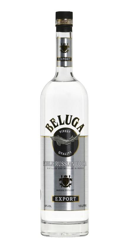 Beluga Vodka 150 cl