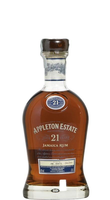 Appleton 21 Y.O. Rum