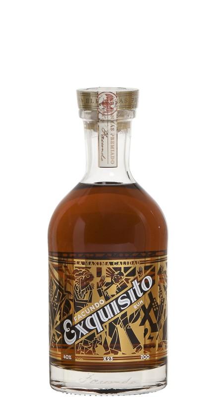 Bacardi Facundo Exquisito Rum