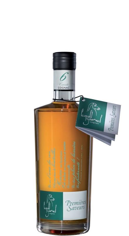 Léopold Gourmel Premiéres Saveurs 6 Carats Cognac