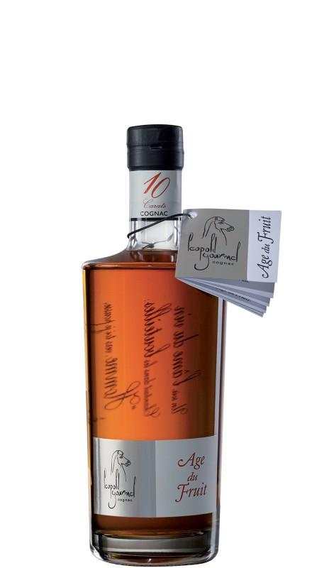 Léopold Gourmel Age du Fruit 10 Carats Cognac