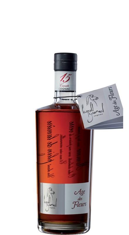 Léopold Gourmel Age des Fleurs 15 Carats Cognac