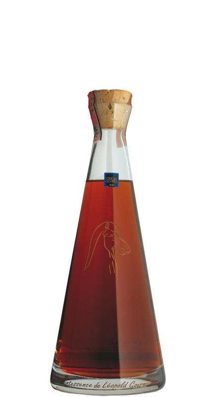 Léopold Gourmel Quintessence Carafe Cristal Cognac