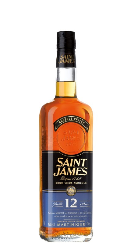 Saint James 12 Y.O. Rhum Agricole