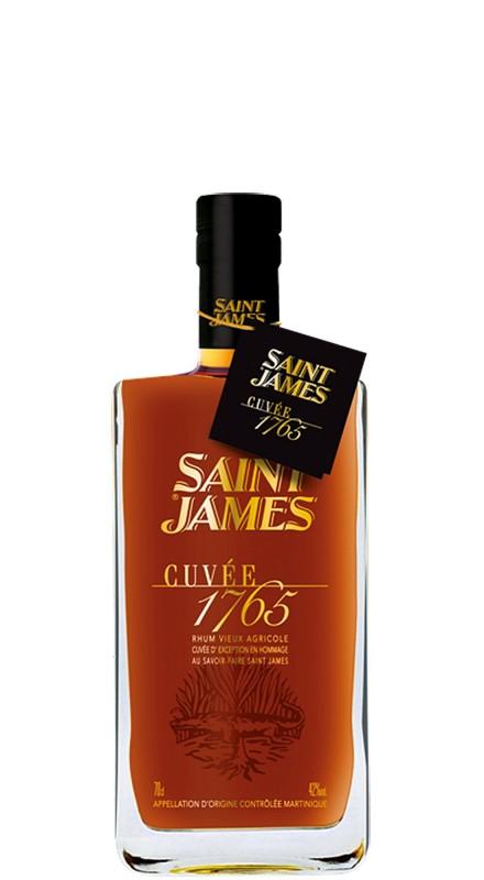 Saint James Cuvée 1765 Rhum Agricole