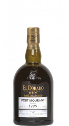El Dorado Rare Collection Port Mourant 1999 Rum