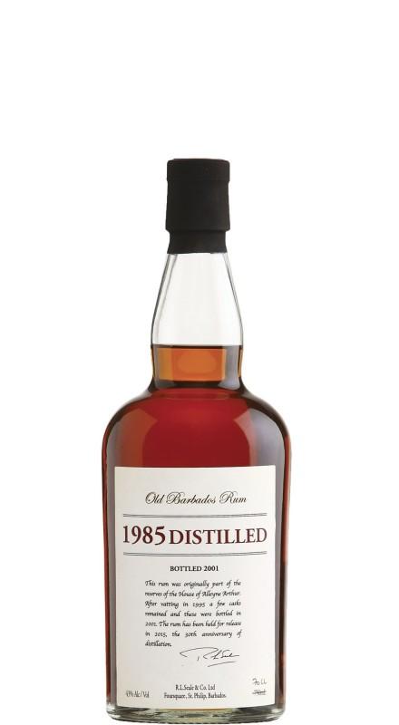 Old Barbados 1985 Rum