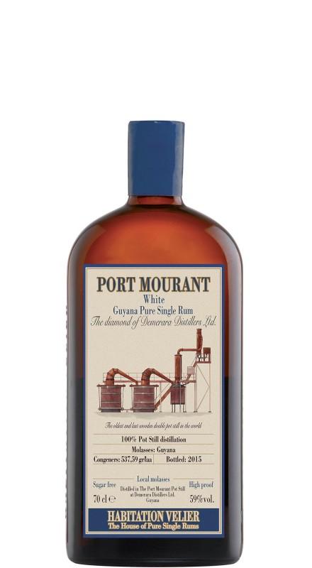 Habitation Velier Port Mourant White Rum