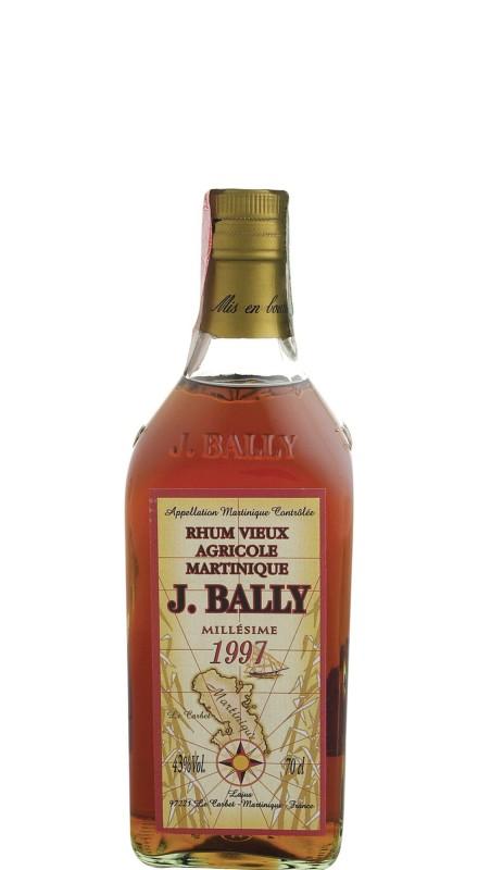Bally 1997 Rhum Agricole