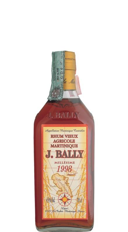 Bally 1998 Rhum Agricole