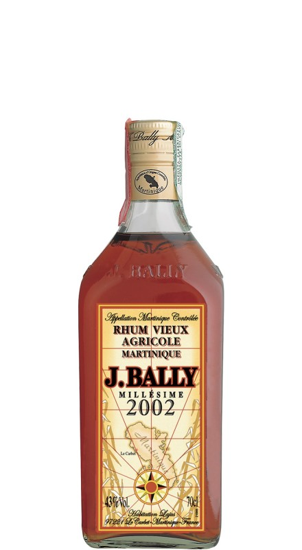 Bally 2002 Rhum Agricole