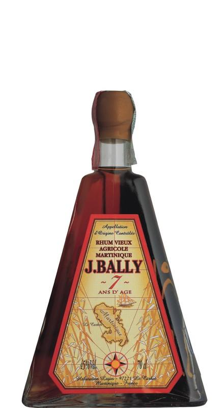 Bally Pyramide 7 Y.O. Rhum Agricole